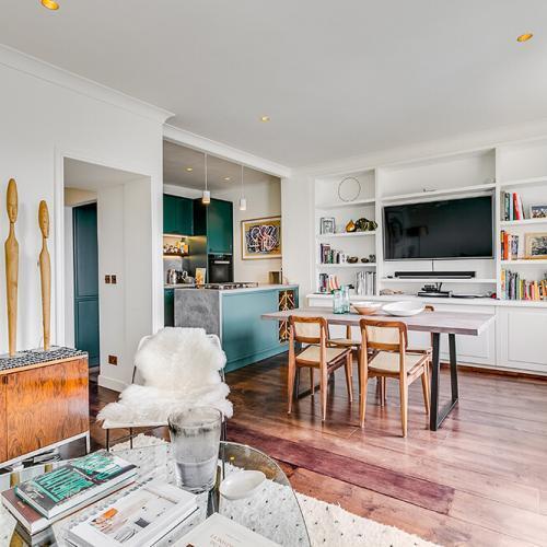 Harcourt Terrace 16 Flat 1-18