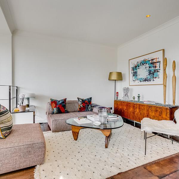 Harcourt Terrace 16 Flat 1-19