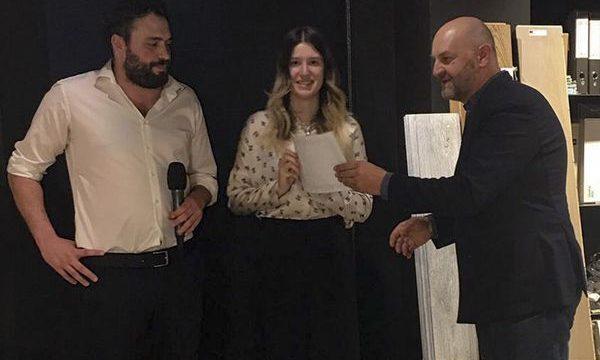 Premiazione Creative Area Taramelli